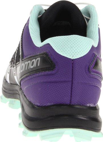 Salomon Fellraiser Women's Fell Chaussure De Course à Pied, Black, 43 1/3