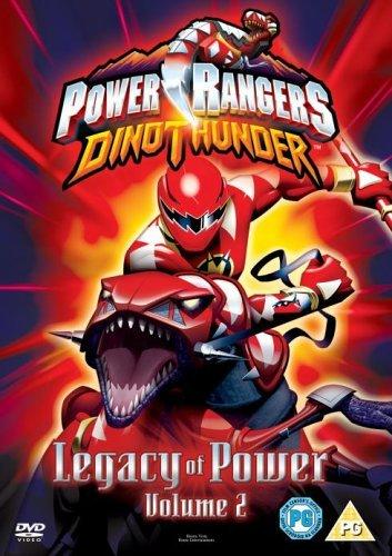 Power Rangers Dino Thunder - Vol. 2: Legacy of Power [Import anglais]
