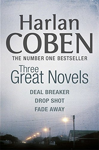 Harlan Coben: Three Great Novels: