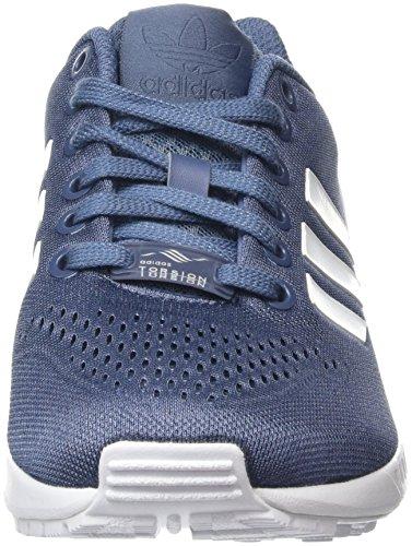 Adidas Originali Mens Originali Zx Flux Em Trainer Inchiostro Tech Us5 Blu