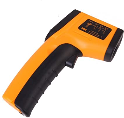 YOUmeSKY Ber/ührungslose IR Infrarot Digital Thermomete GM320
