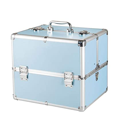 Amazon com: Djyyh Lockable First Aid Case, Household 3-Layer