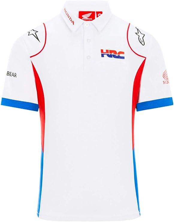 Ropa de Equipo Polo HRC Racing: Amazon.es: Ropa y accesorios