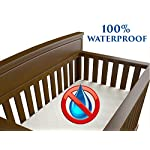 Organic-Crib-Mattress-Cover-All-Natural-Hypoallergenic-Bamboo-Fitted-Baby-Crib-Protector-Waterproof-Soft-Breathable
