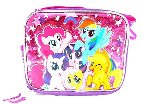 My Little Pony Girls Lunch Bag - BRAND NEW Licensed -