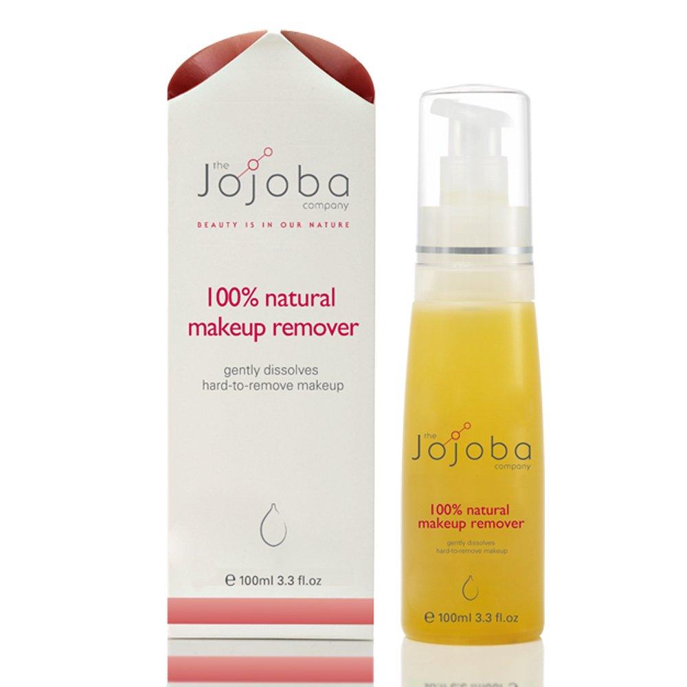 Jojoba by The Jojoba Company 100% Natural Makeup Remover 100ml