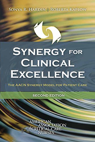 Synergy for Clinical Excellence: The AACN Synergy Model for Patient Care