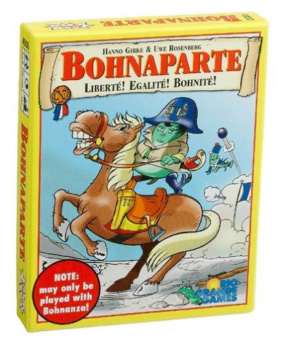 Bohnaparte Bohnanza Rio Grande Games