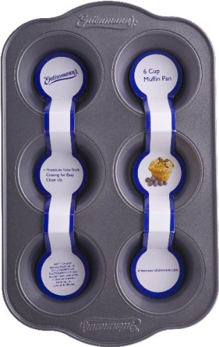 Classic 6 Cup Muffin Pan Case Pack 12 Home Kitchen Furniture Decor