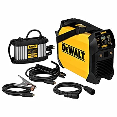 DEWALT DCW100K Portable Stick and Tig Welder Kit