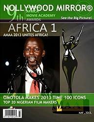 Nollywood Mirror by Ekenyerengozi, Michael Chima (2013) Paperback