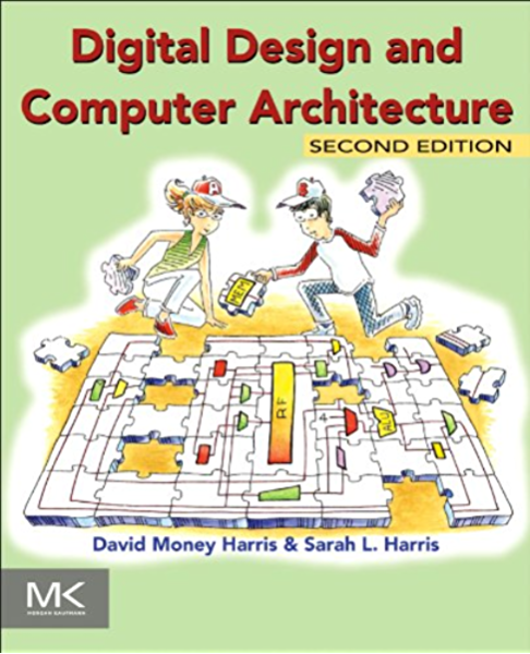 Amazon Com Digital Design And Computer Architecture Ebook Harris David Harris Sarah Kindle Store