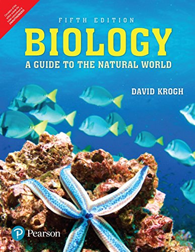 Biology: A Guide To The Natural World, 5/E