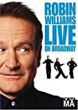 Robin Williams: Live on Broadway poster thumbnail