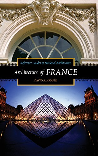 Architecture of France (Reference Guides to National Architecture)