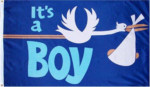 its a boy banner