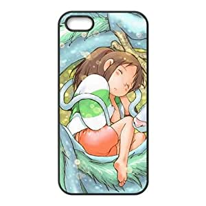 Lovely sleeping dragon girl Cell Phone Case for iPhone 5S