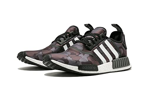 439717b12 adidas NMD R1 BAPE  BAPE  - BA7325 - Size 11-UK  Amazon.co.uk  Shoes ...