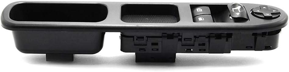 Asdomo 6554.QC Commutateur de fen/être /électrique pour Peugeot 207 Citro/ën C3 Picasso 2007-2014