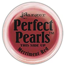 Ranger Perfect Pearls Pigment Powder, 1-Ounce, Merriment Red