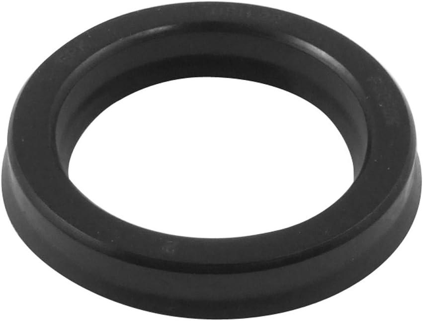 sourcingmap USH 22mm x 30mm x 5mm Hydraulic Cylinder Pump Rubber Oil Seal