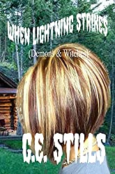 When Lightning Strikes (Demons & Witches Book 2)
