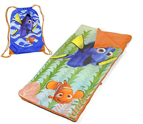 Disney Finding Dory Slumber Set with Drawstring Carry Bag
