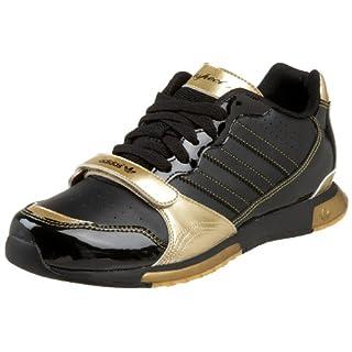 dcafe2f4e8c15 adidas Originals Women's Missy E: Soul Sprint Sneaker,Black/Gold ...