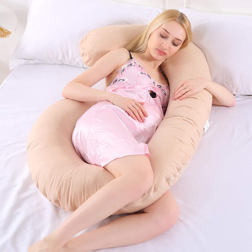 新しいコレクション 妊娠中の女性の枕柔らかくて快適な睡眠サポート枕綿の取り外し可能なCタイプ妊娠中の女性の枕はきれいにすることができます,Blue B07QVLHT98 Natural Natural Natural Natural, ギフトハウスタカノ:20f21d24 --- efichas.com.br