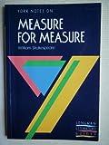 Measure for Measure, William Shakespeare, 0582022835
