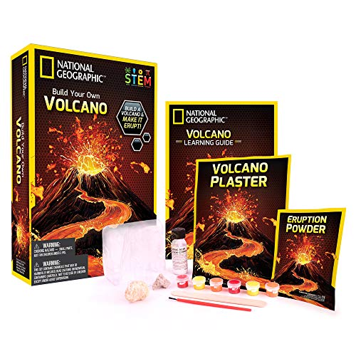 NATIONAL GEOGRAPHIC Volcano Science -
