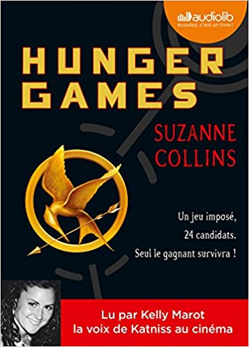 Hunger Games I Livre Audio 1 Cd Mp3 Audio Book French