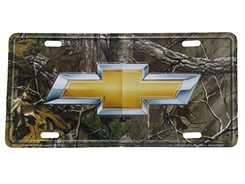 (AES Chevy Chevrolet Camo Camouflage Realtree 6
