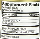 Spectrum Essentials Prenatal DHA, 200 mg, 60 Softgels