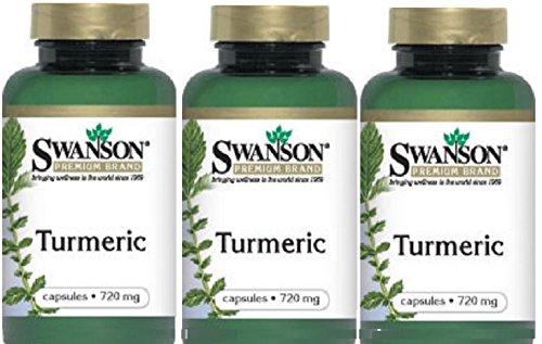 Swanson Turmeric Powder 100 Caps