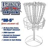 Lightning DB-5 Basket Disc Golf Basket