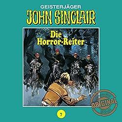 Die Horror-Reiter (John Sinclair - Tonstudio Braun Klassiker 7)