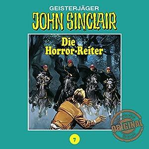 Die Horror-Reiter (John Sinclair - Tonstudio Braun Klassiker 7) Hörspiel