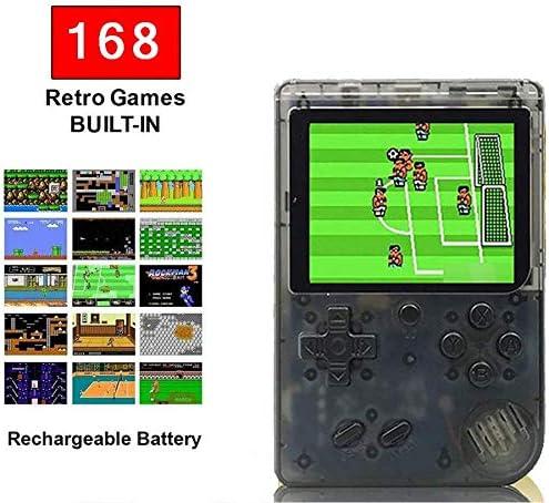 Dispositivo de juego de mano Retro de mano consola de juegos con ...