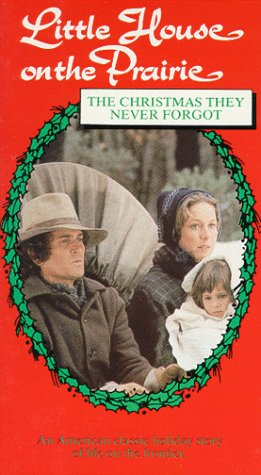 Christmas Story Collectors - Little House on the Prairie: The Christmas They Never Forgot [VHS]