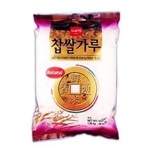 Amazon.com : Sweet Rice Flour (3 Lb) By Wang : Korean Food
