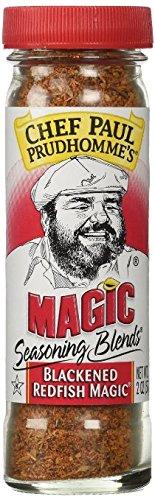 (Chef Paul Blackened Redfish Magic Seasoning, 2 oz)