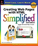 Creating Web Pages with HTML, Ruth Maran, 0764560670