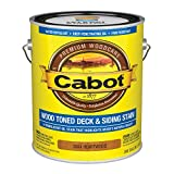Cabot Deck Stains Review and Comparison