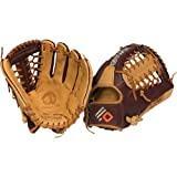 Nokona Alpha Select Youth Glove with 11.25-Inch Pattern, for Right Handed Throwers
