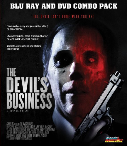The Devil's Business (Blu-ray + DVD Combo) ()