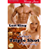 Sidney's Triple Shot [Apache Crossing] (Siren Publishing Menage Amour)