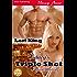 Sidney's Triple Shot [Apache Crossing] (Siren Publishing Menage Amour)
