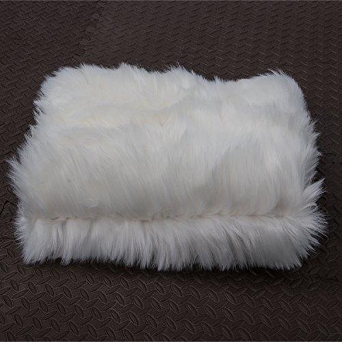 Faux Fur Rug Soft Fluffy Rug, HLZDH Shaggy Rugs Faux
