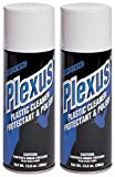Plexus 20214-2PK-2PK Plastic Cleaner and Polish - 26 fl. oz, (Pack of 2)